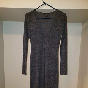 Forever21 Sweater Dress Bodycon